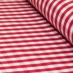 ткань в красную клетку в рулоне для штор и шитья